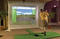Golf Simulator Rental